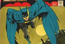 Batman / by silver and bronze