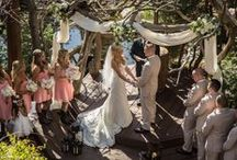 Pine Rose 2015 Weddings / Planning a rustic wedding?  Get some real wedding inspiration for your best day ever in a beautiful forest wedding venue near Lake Arrowhead in Southern California