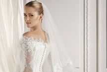 Wedding dresses ideas / Dreaming about the perfect wedding dress? Here's some inspiration for you! :)