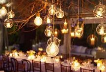 Perfect deco & accessories for weddings / Deco, ambiental & accessories ideas for weddings