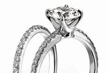 Wedding & engagement rings / Some ideas for engagement & wedding rings