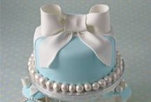 Wedding cakes & sweets ideas / Inspiration for the wedding cake & sweets