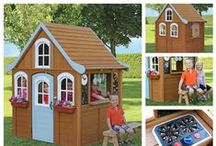 #1 UK Children Wooden Playhouse / Our Unique Play House in a cute country style on Sale - DOUBLE CLICK ON ANY IMAGE FOR DETAILS AND ORDER YOURS TODAY!!