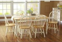 #1 Oak Dining Set a 7 Piece Traditional White and Natural Wooden Dinette Table with 6 Chairs / Oak Dining Set a 7 Piece Traditional White and Natural Wooden Dinette Table with 6 Chairs Which Is the Best Kitchen or Living Room Solution Guaranteed Country Rustic Room Furniture Sets for 6 on Sale >> DOUBLE CLICK ON ANY IMAGE FOR DETAILS AND ORDER YOURS TODAY!!