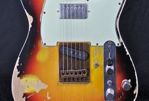 Fender Telecaster / by silver and bronze
