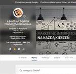 Google + strona / Firma na Google+