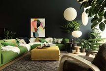 NAPPALI / LIVING ROOM