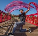 Dance and Music Photography / Creative portraits of artists, musicians, yogi's and creative people.