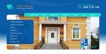 Strony i Serwisy / Strony www oraz portale przygotowane przez naszą firmę dla klientów.