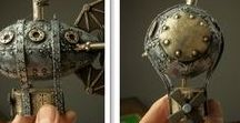 steampunk objects