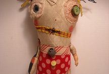 making dollies and monsters