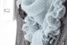Nu skal der strikkes lace