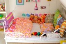 Hygge til børneværelset/interiør