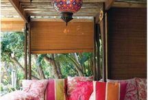 Outdoor spaces / Design & decor for the back yard
