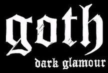 """Dark Glamour / """"Dejare el negro cuando exista un color mas oscuro"""""""