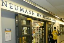 #NeumannU  Campus Beauty / images around the beautiful #NeumannU