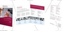 Collateral Designs / Collateral designed by Goldfish Consulting, Inc.