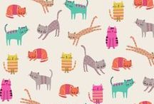 ::: Novelties ::: / Novelties is a collection of fun, one-off novelty fabric prints from Dashwood Studio. Click to view the full collection