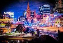 My city / melbourne......
