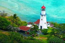 Sandy B--Lighthouses Around The World. / Love lighthouses. / by Sandra Belisle