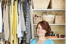 Organize Your Storage / Find here all you need about organizing storage rooms and closets.