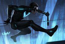 Nightwing / by Kai Harrison