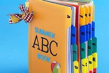 Language and Literacy / Activities, books and handy ideas to help promote language and literacy development.
