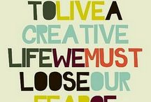 How to be creative / Different ways to get THE idea!