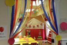 Rund um den Kindergeburtstag / Rund um den Kindergeburtstag - Geburtstagskuchen, Bastelideen, Deko, Schönes