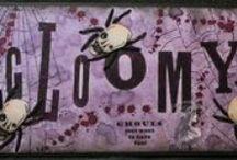 ~*Gloomy Art Cards*~