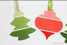 XMAS Cards / Tags / homemade cards, gift cards, tags