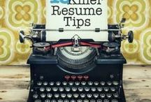 AC Resumes, Resumes, Resumes / Helpful tips for preparing your resume