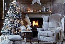 Deko Weihnachten / weihnachtliche Gemütlichkeit