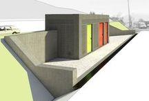 BRUKET Offentlege prosjekter / Prosjekter utviklet av Bruket arkitektur