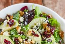 :light salads and sides
