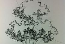 Nature Drawing (Trees, ...)