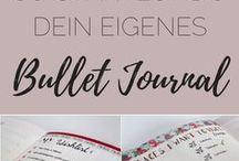 Bullet Journal | Planner Freebies und Vorlagen