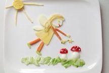 Bento Box - Frühstück für Kinder / Ideen für die Brotbox, damit die Kinder ihr Frühstück in der Schule auch essen - und nicht wieder mit nach Hause bringen.
