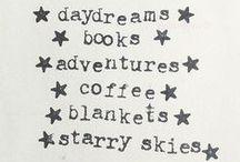 A few of my favorite things.  / random things I love