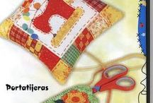 Quilting3 / by Gina Salas