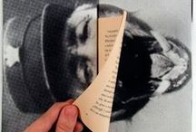 Livres, édition, page de couv