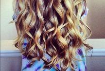 Hair / Hair Styles I was I had and wish I could do  / by Miranda Jaye Lewis