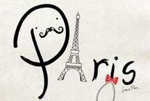 Paris France Inlove with it / The one place I'd really really like to visit one day