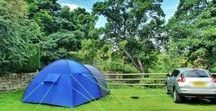 Campsites / Campsites throughout England, Scotland, Wales and Northern Ireland found on our website www.aroundaboutbritain.co.uk.