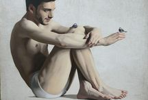 Art - The Male Form / There are so many amazing artists out there. Here are some favorites