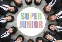 Super Junior / super junior is my idol, who gave me a happiness ^^