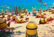 Minions!!!!!!!!!!!!!!!!!!111 / all about Minoins :)