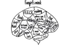life of a fangirl.