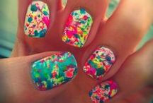 Nails / Beautiful nails and ideas