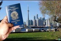 América do Norte / Dicas de viagem da América do Norte. Estados Unidos, Canadá e México.